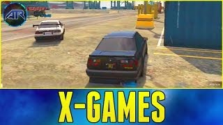 Grand Theft Auto 5 Online Stairway To Hell & X-Games