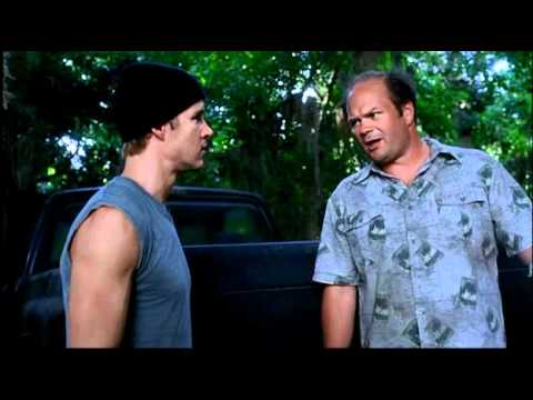 True Blood Blooper? Jason Stackhouse: the tree bonk