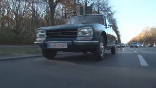 Begehrte Youngtimer: Der Peugeot 504