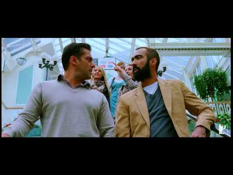 EK THA TIGER - HD Theatrical Trailer - Salman Khan & Katrina Kaif