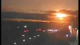 Bright Meteor Over South Africa (New Footage Included