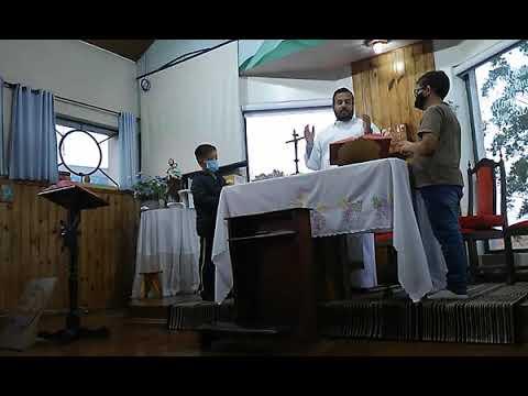 Santa Missa | 13.09.2021 | Segunda-feira | Padre Fernando | ANSPAZ