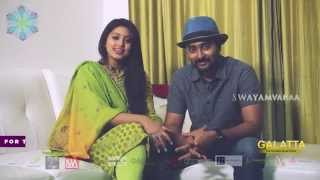 Sneha & Prasanna on Swayamvaraa Wedding festival!