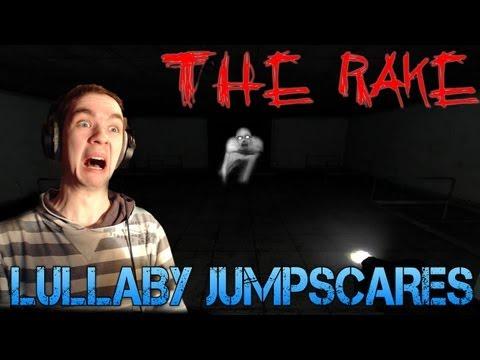 The Rake: Hostel Gameplay Walkthrough - LULLABY JUMPSCARES - Indie horror game Facecam Reaction