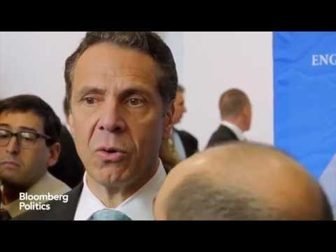 Andrew Cuomo on Ebola Response: Not It!
