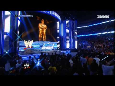 WWE Smackdown Deutsch Hulk Hogan returns The Road to WrestleMania  April 4, 2014
