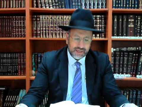 Parachat Netsavim Vayeleh [2013] la vie de moche