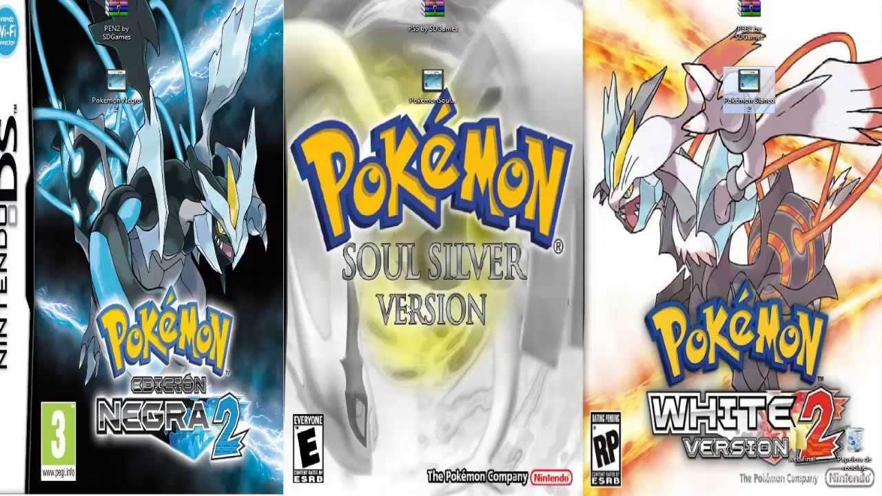Pokemon Blanco 2 Espanol Para Ds