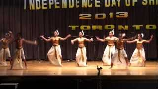 65th Sri Lanka Independence Day Celebrations in Toronto, Canada (Part 3)