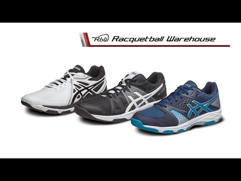 Men's ASICS Gel-Ballistic, Gel-Domain 4, & Gel-Upcourt Shoes | 2017