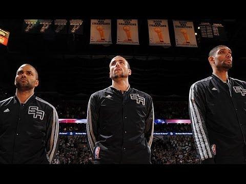Redemption - Spurs NBA Finals 2014