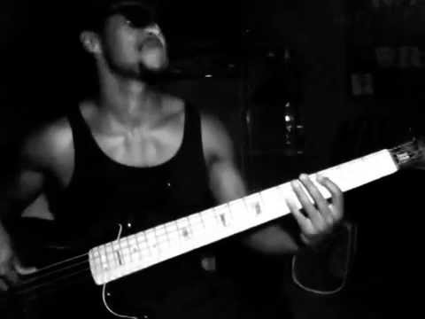 Beyonce-DeJa Vu Bass cover by Trevor James