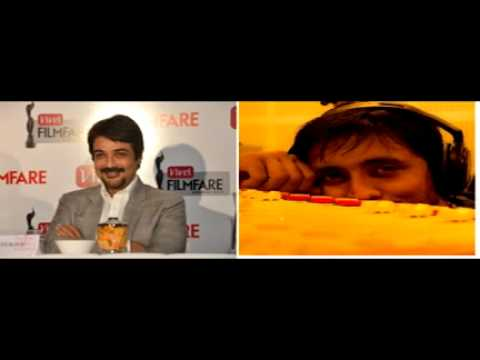 Superstar Prosenjit Chatterjee with Rj Animesh on Red fm Kolkata :  9th march 2014