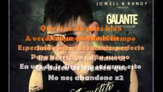 """Si Se Da Galante """"el Emperador"""" ((letra)). Mp4"""