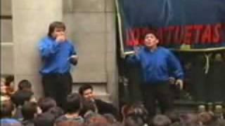 Los Atleta De La Risa El Peruano