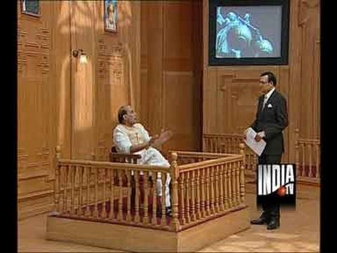 Aap Ki Adalat  Rajnath Singh, Part 4