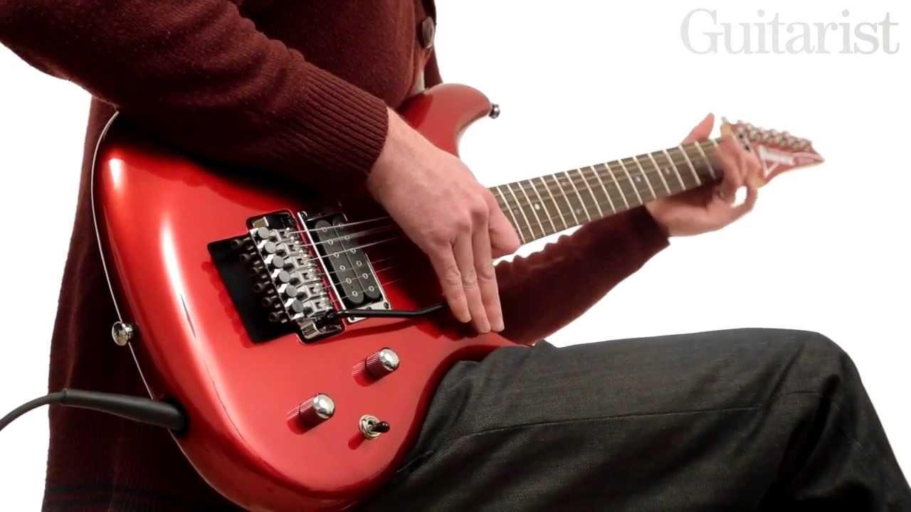 Snap Putting Foam Around Pickups Joe Satriani Universe Photos On Ibanez At10p Wiring Diagram Premium Series Uv70p Js24p Demo Youtube
