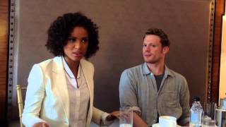 Gugu and Sam At The Roundtable For Belle view on youtube.com tube online.