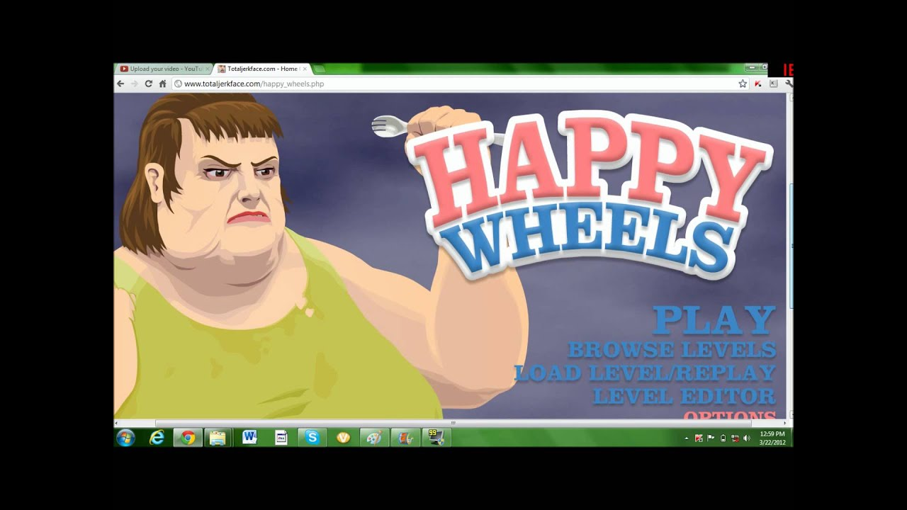 Happy wheels hacked all characters full game 2 happy wheels all