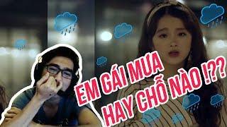"""Reaction """"Em gái mưa"""" của Linh Ka!"""