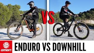 Bikers Rio Pardo | Vídeos | Enduro Vs. Downhill, qual bike é mais rápida?