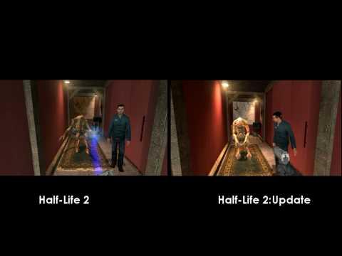 Half-Life 2 с HDR и достижениями