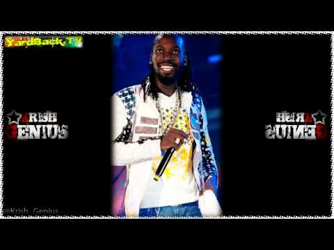 Mavado - Settle Down {Overproof Riddim} Aug 2011