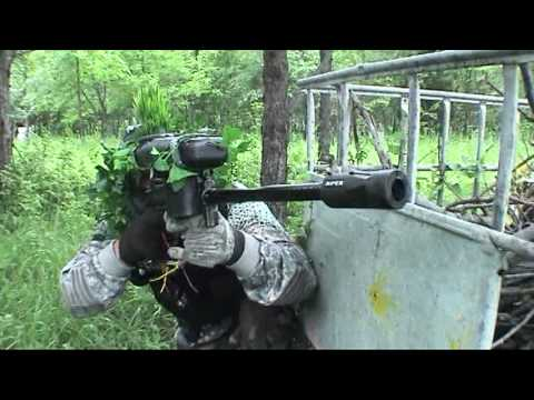 Big Fort - Action Packed Paintball