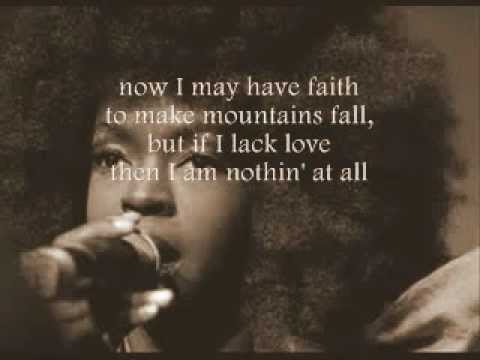 Lauryn Hill and Paid & Live | All My Time - YouTube
