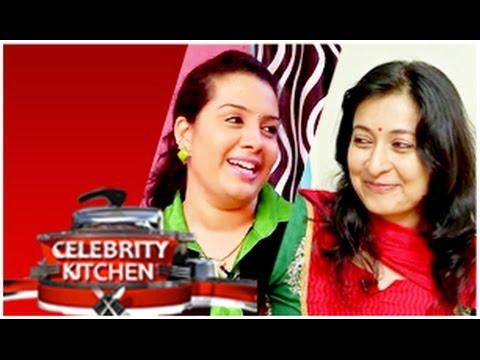 Actresses Suhasini & Sindhu in Celebrity Kitchen (14/12/2014)
