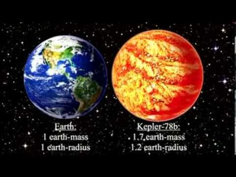 Tìm thấy hành tinh có cấu trúc giống với Trái Đất