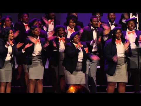 VERIZON'S HOW SWEET THE SOUND 2012 - THE VIRGINIA STATE UNIVERSITY GOSPEL CHORALE