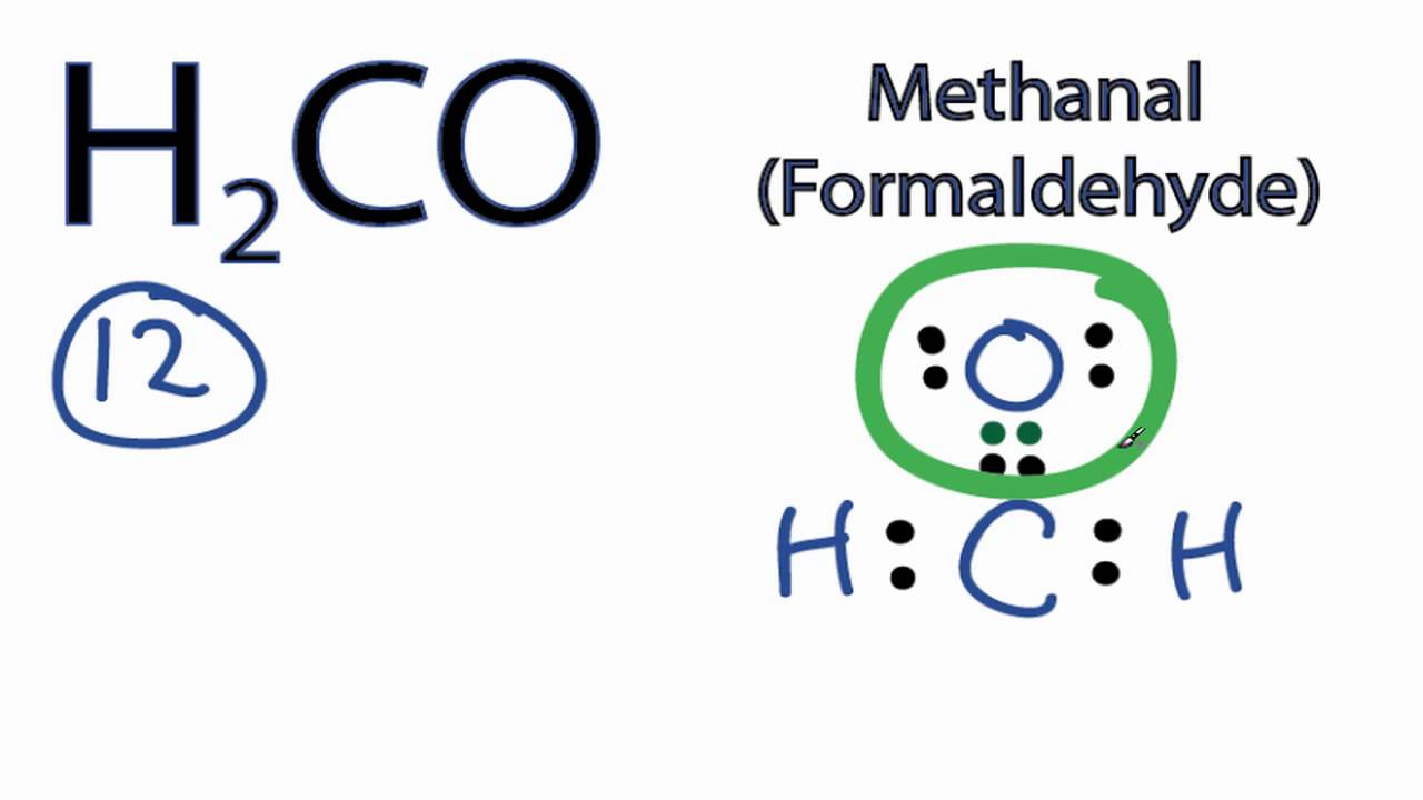 H2CO Lewis Structure: How to Draw the Lewis Structure for ... H2co2 Lewis Dot Structure