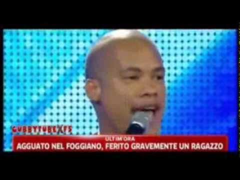 Glenn Fransman X Factor Italia