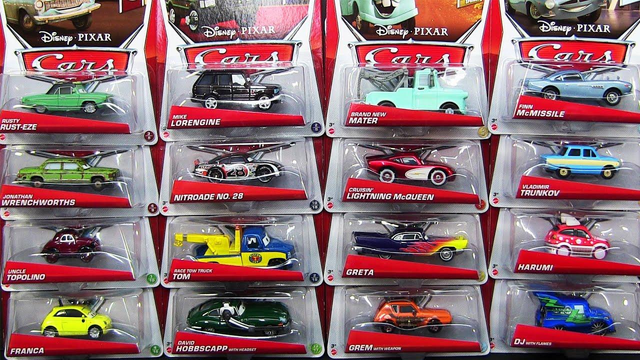 Cars Diecast Toys