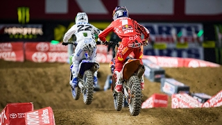 450SX Highlights: Phoenix  2017 - Monster Energy Supercross