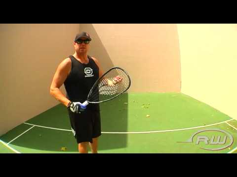 Racquetball Warehouse | Outdoor Doubles Serving