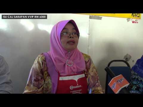 HANGAT!! Pendedahan Caj Sarapan VVIP RM 6000
