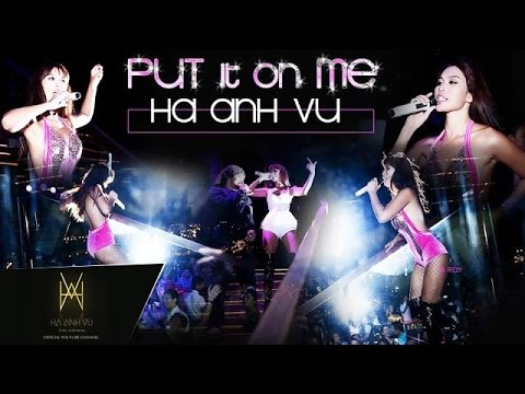 [MTV NEWS] Hà Anh ra mắt MV Put It On Me