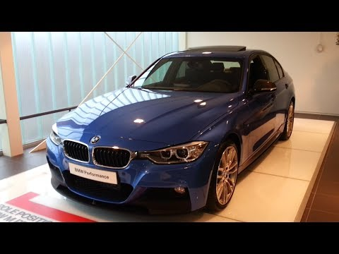 BMW 3 Series M 2015 In Depth Review Interior Exterior