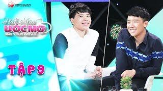 Hát mãi ước mơ| tập 9: Cười ngất khi Trịnh Thăng Bình và Trấn Thành thay phiên chọc ghẹo nhau