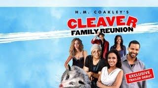 Comedy CLEAVER FAMILY REUNION TRAILER Trae Ireland