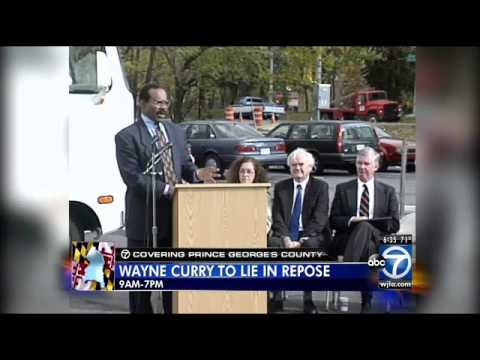 Wayne Curry, former Prince George's County executive, to lie in state