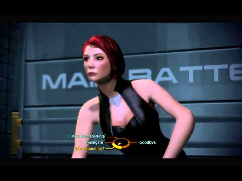 Mass Effect 2 Part of Garrus' Romance