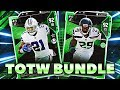 Ezekiel Elliott Earl Thomas Week 8 TOTW I THINK THEY BOOSTED ODDS MADDEN NFL 18 PACK OPENING
