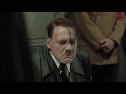 Hitler's Australian Budget 2014 Rant!