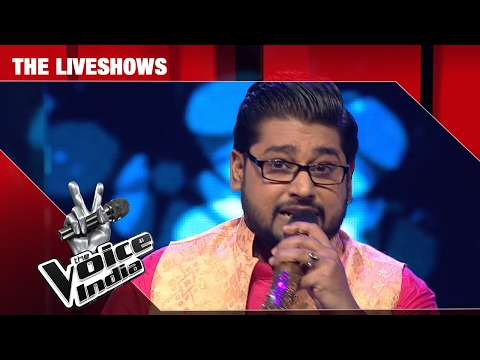 Sona Vakil - Performance - The Liveshows Episode 21 - February 18, 2017 - The Voice India Season2