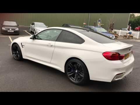 2014 BMW M4 DCT - Alpine White -