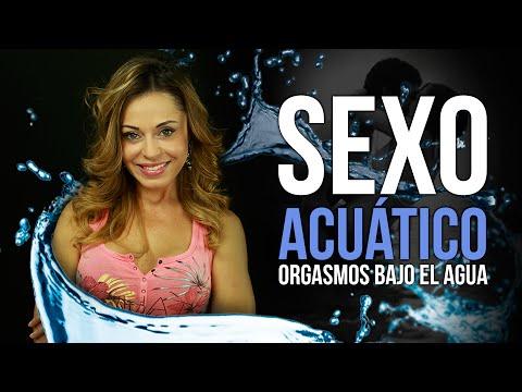 SEXO ACUÁTICO: Orgasmos bajo el agua