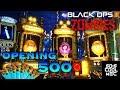 Pack Opening 500 Liquides Divinium 100 Live BO3 Zombie Chronicles Go 21K